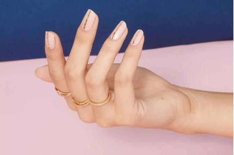 diseño de uñas para bodas 2020