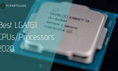 mejores CPU / procesadores LGA1151 para 2020